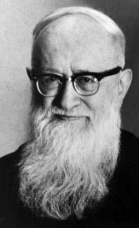 Josef Kentenich atya - schönstatt alapítója